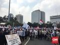 Prabowo Sebut Indonesia Tak Punya Uang di Tengah Aksi '169'