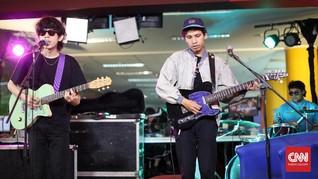 Music at Newsroom: Pijar - Tropis