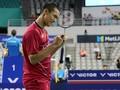 Jonatan Christie ke Perempat Final Malaysia Masters 2018