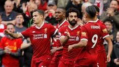 Liverpool Ditahan Imbang Burnley 1-1