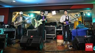Music at Newsroom: Pijar - Wajah Fana