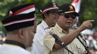Prabowo Persilakan Jenderal Gatot Masuk Gerindra Jika Minat