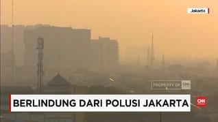 VIDEO: Trik Berlindung Dari Polusi Ibu Kota