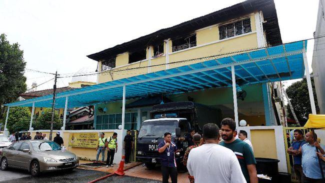Polisi Kuala Lumpur Tangkap 7 Remaja Pembakar Pusat Tahfiz
