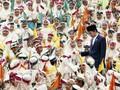 Presiden Jokowi Akan Temui Pengungsi Gunung Agung Besok