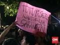 LBH Kaitkan Pengepungan dengan 'Gebuk PKI' ala Jokowi