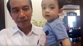 Jokowi Main Pedang Bareng Jan Ethes di Akhir Pekan