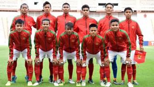 Taklukkan Kamboja, Timnas Indonesia U-16 ke Semifinal