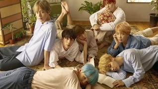 BTS Beri Tujuh Lagu Baru di Seri Terakhir 'Love Yourself'