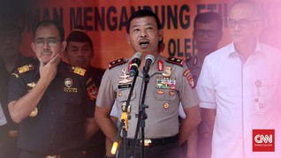 Terima Suap dari Petugas Damkar, Lima Polisi Ditangkap
