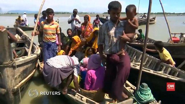 PBB Kumpulkan Kesaksian Pelanggaran HAM pada Rohingya