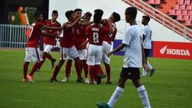 Semangat Tolak Menyerah Melanda Timnas Indonesia U-16