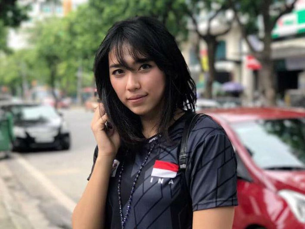Foto: 7 Pemain Voli Indonesia yang Berparas Cantik