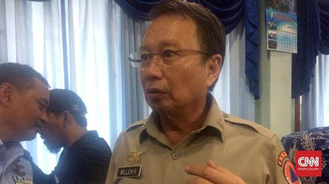 Jokowi Lantik Kepala BNPB Baru Gantikan Willem Besok