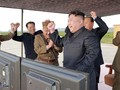 Genjot Persenjataan, Kim Jong-un Beri Ilmuwan Penghargaan