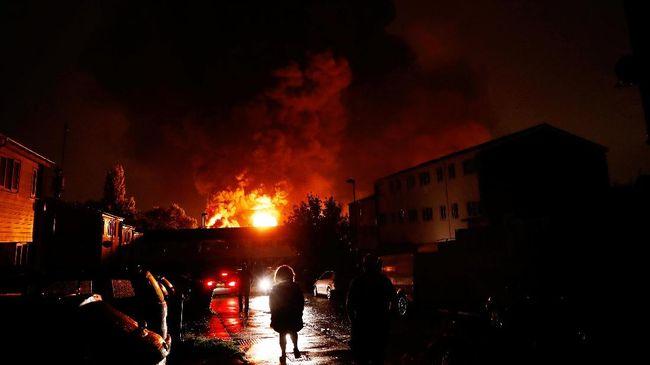 Jakarta Paling Tinggi Alami Kasus Kebakaran