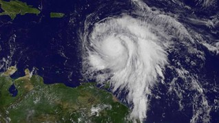 Badai Maria Terjang Karibia, Satu Orang Tewas