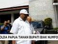 Korupsi APBD, Bupati Biak Numfor Papua Ditahan