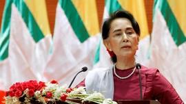 Suu Kyi Sebut Jurnalis Peliput Rohingya Bisa Ajukan Banding