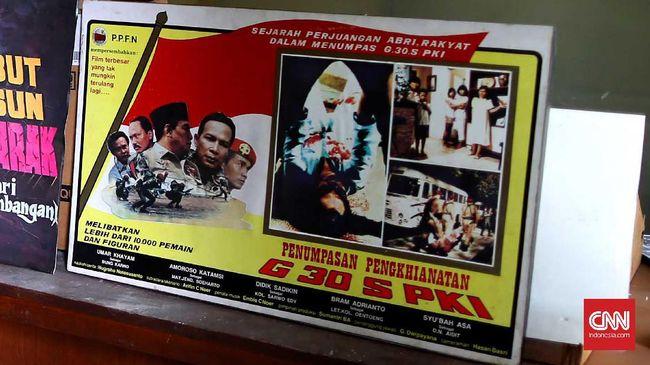 Alumni 212 Dukung Pembuatan Film G30S/PKI Versi Baru