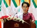 Kanada Cabut Kewarganegaraan Aung San Suu Kyi