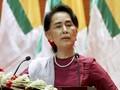 Lagi, Gelar Kehormatan Suu Kyi Dicopot karena Krisis Rohingya