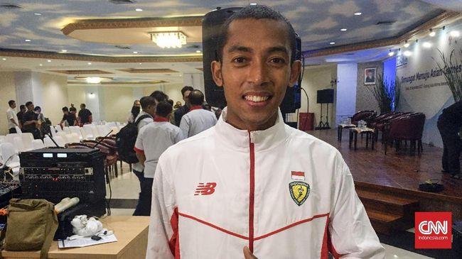 Agus Prayogo Keluhkan Tempat Latihan yang Berkerikil