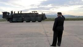 Donald Trump Isyaratkan Serang Korea Utara