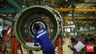 GMF Bakal Bangun Bengkel Pesawat di Papua