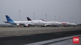 Jenazah Bayi Ditemukan dalam Toilet Pesawat Etihad di Soetta
