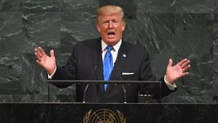 Trump Tawarkan Bantuan ke Meksiko Memerangi Kartel Narkoba