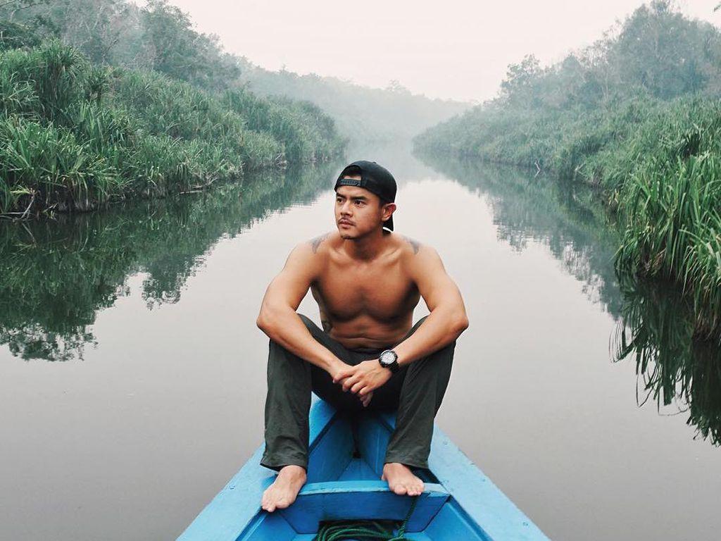 Foto: 10 Aktor Tampan Indonesia Bertubuh Atletis, Dijamin Bikin Meleleh!