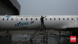 Dua Komisaris Garuda Indonesia Tolak Laporan Keuangan