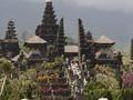 Wisata di Bali Masih Kondusif Meski Gunung Agung Siaga