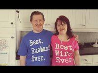 Maryanne dan Tommy Pilling sama-sama mengidap down syndrome. Mereka pun jatuh cinta dan akhirnya resmi menjadi pasangan suami istri di tahun 1995. (Foto: Facebook/Maryanne and Tommy)