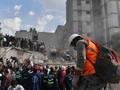 Korban Gempa Meksiko Tembus 200 Jiwa