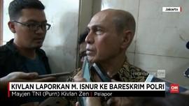 VIDEO: Kivlan Zein melaporkan ketua YLBHI
