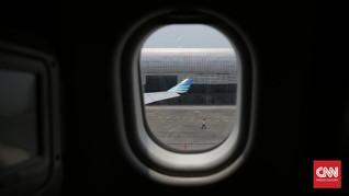 Harga Tiket Pesawat Ditekan, Saham Garuda Anjlok 4,39 Persen
