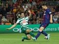 Fakta Menarik Amuk Messi ke Gawang Eibar