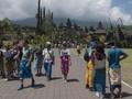 Warga di Sekitar Gunung Agung Mengungsi usai Gempa