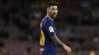 Barcelona vs Chelsea, Ketika Messi Seperti Striker Medioker