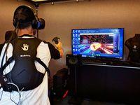 Dibandingkan dengan berolahraga yang sesungguhnya, olahraga dengan virtual reality mungkin terasa lebih mudah namun bukan berarti tidak menantang. Foto: Instagram