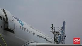 Garuda Indonesia Klaim Tarif Batas Bawah Tak Pengaruhi Harga