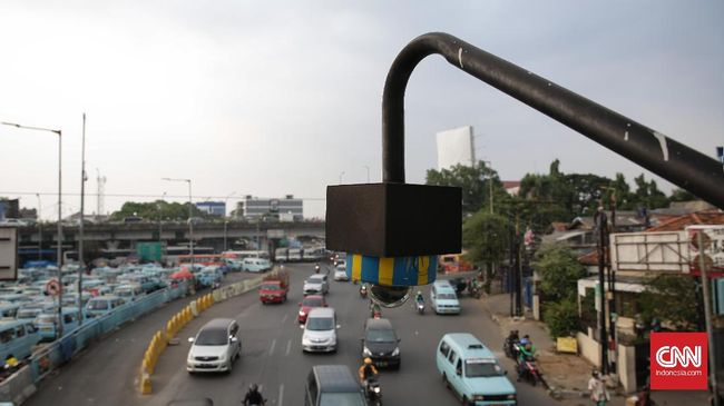 Lokasi-lokasi CCTV Berpengeras Suara di Jakarta