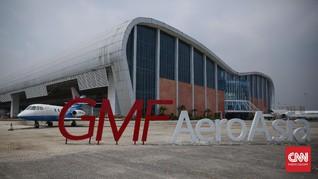 GMF Aero Asia Ekspansi ke Australia dan Timur Tengah