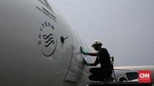 Garuda Pangkas Penerbangan Demi Raih Untung di Awal Tahun