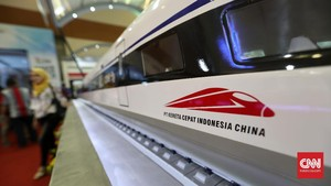 Sandi Sebut Prabowo Soroti Proyek Kereta Cepat Era Jokowi