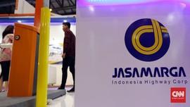 Omzet Jasa Marga Turun Rp4 Triliun Semester I 2019
