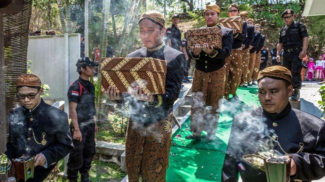 Dewan Adat Nasional Dukung Jokowi-Ma'ruf