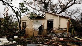 Kisah Warga Puerto Riko yang Dihantam Badai Maria